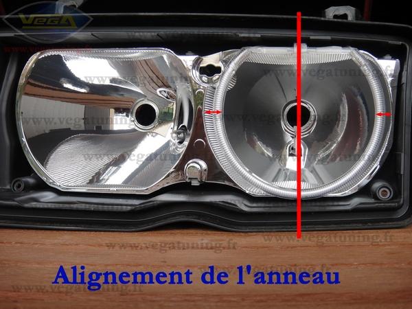 Montage kit CCFL Angel Eyes VEGA Page 18